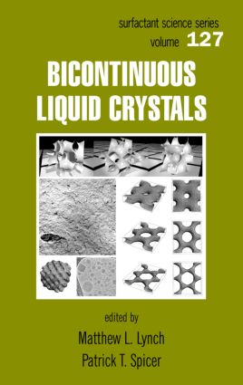 Bicontinuous Liquid Crystals: 1st Edition (Hardback) book cover