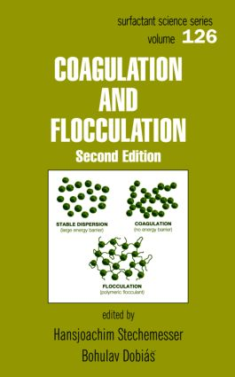 Coagulation and Flocculation: 2nd Edition (Hardback) book cover