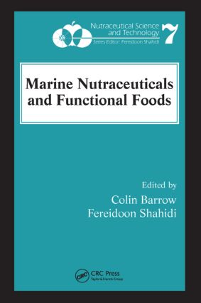 Marine Nutraceuticals and Functional Foods book cover