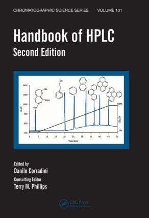Handbook of HPLC: 2nd Edition (Hardback) book cover