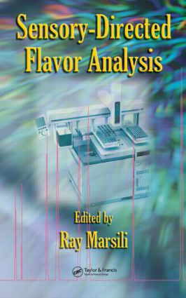 Sensory-Directed Flavor Analysis book cover
