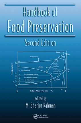 Handbook of Food Preservation: 2nd Edition (Hardback) book cover