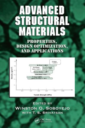 Advanced Structural Materials: Properties, Design Optimization, and Applications book cover