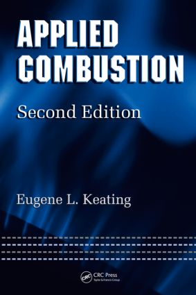 Applied Combustion, Second Edition book cover