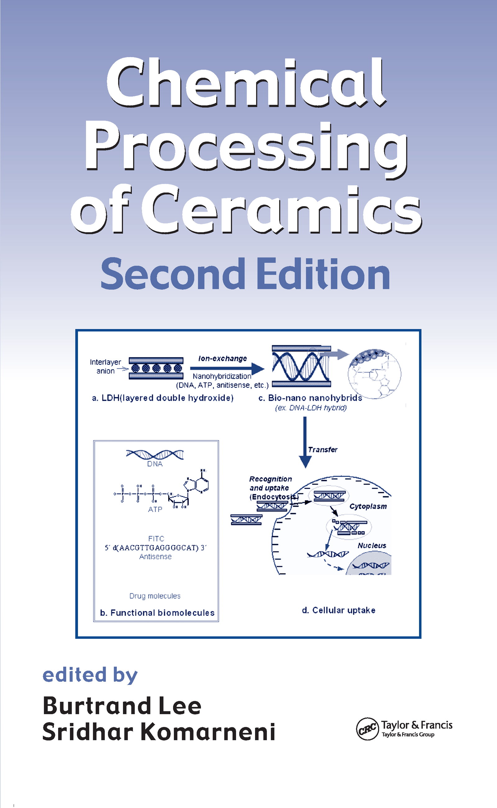 Chemical Processing of Ceramics book cover