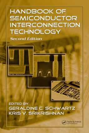 Handbook of Semiconductor Interconnection Technology: 2nd Edition (Hardback) book cover