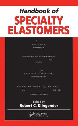 Handbook of Specialty Elastomers: 1st Edition (Hardback) book cover