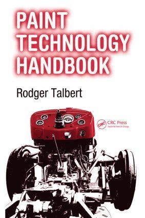 Paint Technology Handbook: 1st Edition (Hardback) book cover
