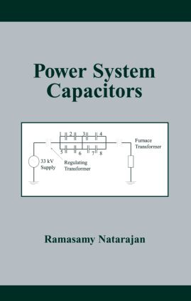 Power System Capacitors: 1st Edition (Hardback) book cover