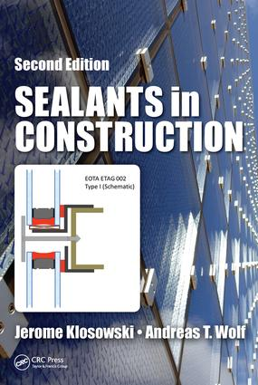 Sealants in Construction: 2nd Edition (Hardback) book cover