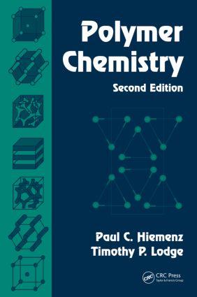 Polymer Chemistry: 2nd Edition (Hardback) book cover