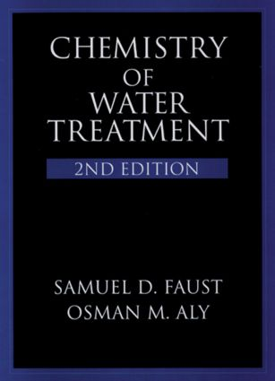 Chemistry of Water Treatment: 1st Edition (Hardback) book cover