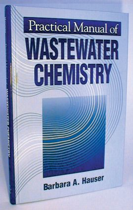 Practical Manual of Wastewater Chemistry: 1st Edition (Hardback) book cover