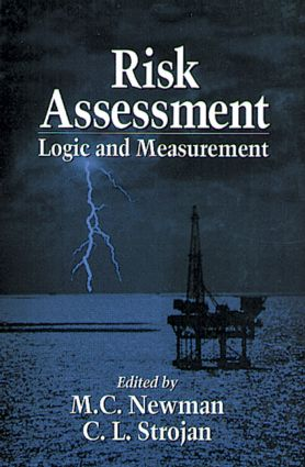Risk Assessment: Logic and Measurement (Hardback) book cover