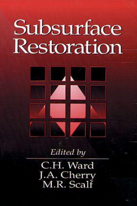 Subsurface Restoration: 1st Edition (Hardback) book cover