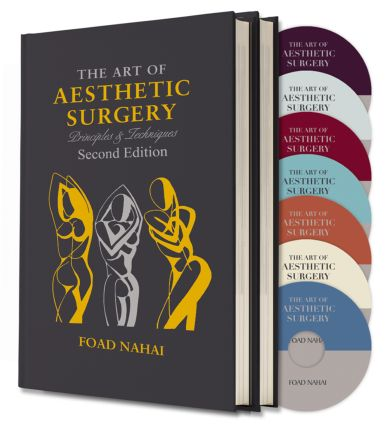 The Art of Aesthetic Surgery, Second Edition: Fundamentals, Minimally Invasive and Facial Surgery - Volumes 1 and 2 book cover