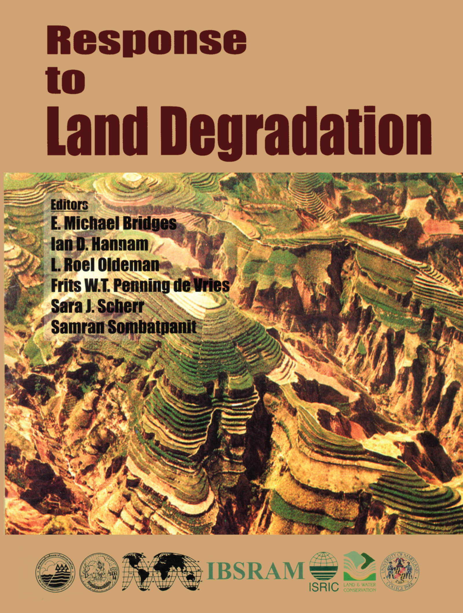Law and policy to manage land degradation in the Philippines