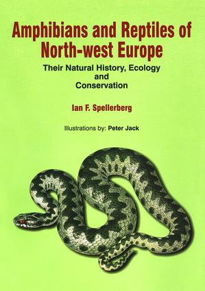Amphibians & Reptiles of North-West Europe