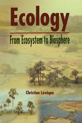 Ecology: From Ecosystem to Biosphere, 1st Edition (Hardback) book cover