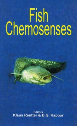 Fish Chemosenses: 1st Edition (Hardback) book cover