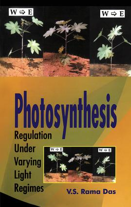 Photosynthesis: Regulation Under Varying Light Regimes, 1st Edition (Hardback) book cover