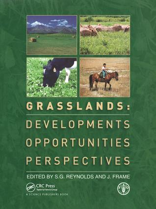 Grasslands: Developments, Opportunities, Perspectives (Paperback) book cover