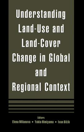 Understanding Land-Use and Land-cover Change in Global and Regional Context: 1st Edition (Hardback) book cover