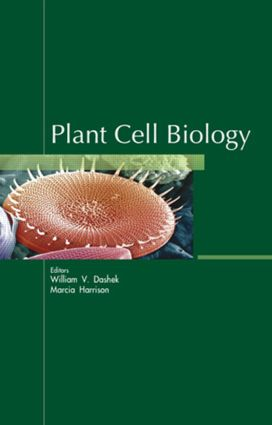 Plant Cell Biology: 1st Edition (Paperback) book cover