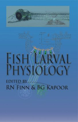 Fish Larval Physiology: 1st Edition (Hardback) book cover