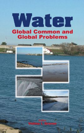 Water: Global Common and Global Problems, 1st Edition (Hardback) book cover