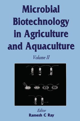 Microbial Biotechnology in Agriculture and Aquaculture, Vol. 2: 1st Edition (Hardback) book cover