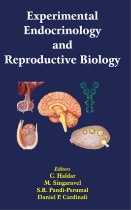 Experimental Endocrinology and Reproductive Biology: 1st Edition (Hardback) book cover