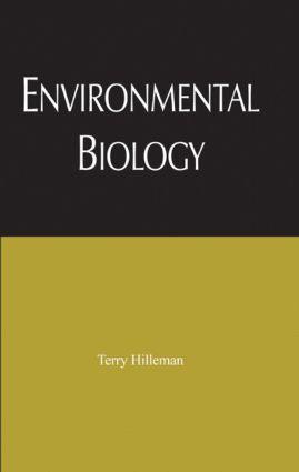 Environmental Biology: 1st Edition (Hardback) book cover