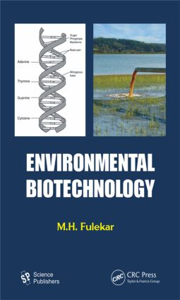 Environmental Biotechnology: 1st Edition (Paperback) book cover