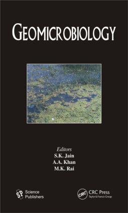 Geomicrobiology (Hardback) book cover