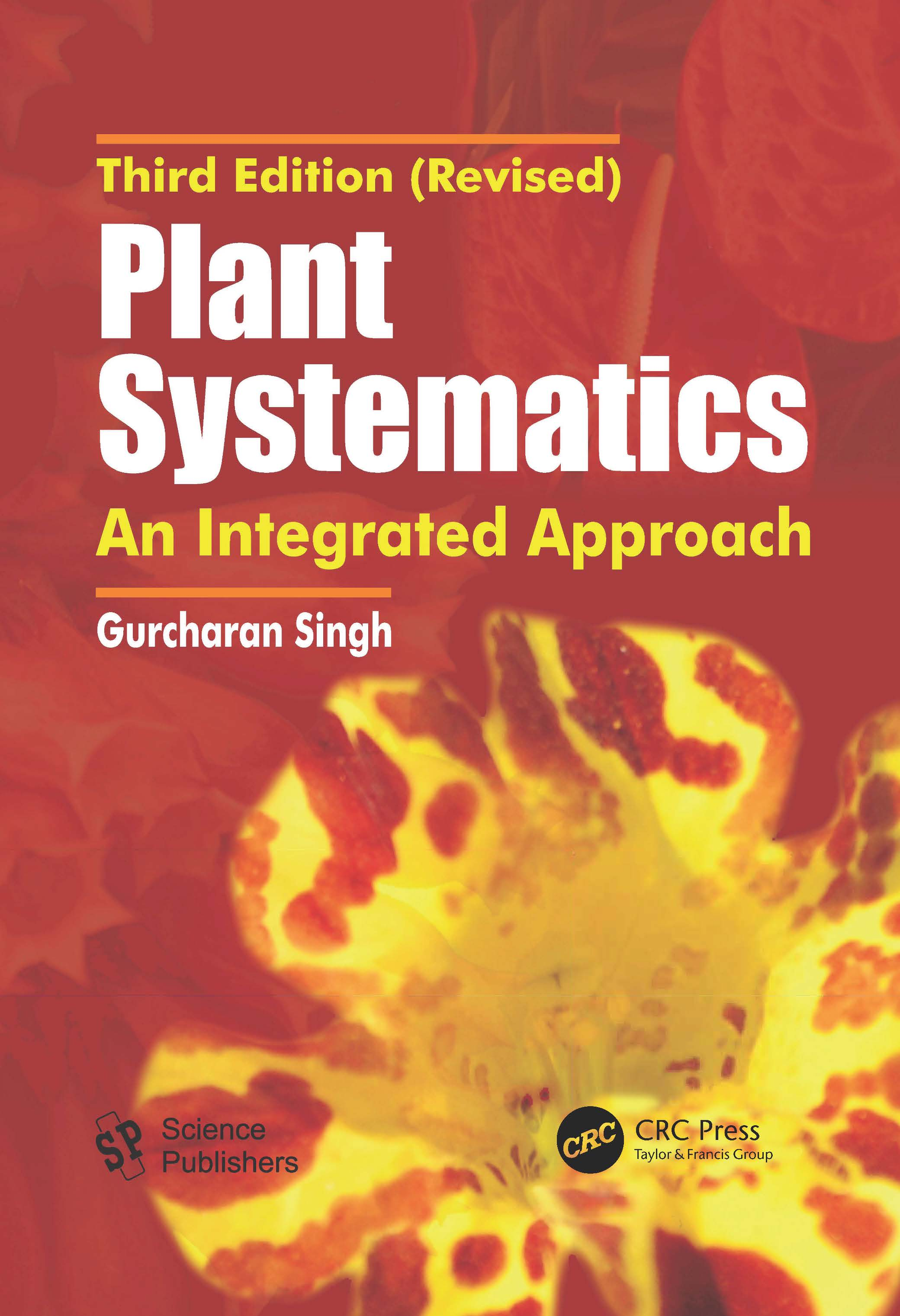 Plant Systematics: An Integrated Approach, Third Edition, 3rd Edition (Paperback) book cover