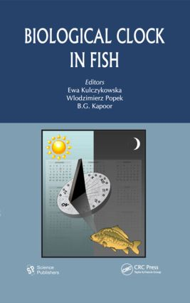 Biological Clock in Fish: 1st Edition (Hardback) book cover