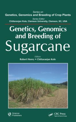 Genetics, Genomics and Breeding of Sugarcane book cover