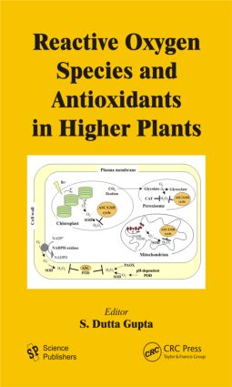 Reactive Oxygen Species and Antioxidants in Higher Plants: 1st Edition (Hardback) book cover