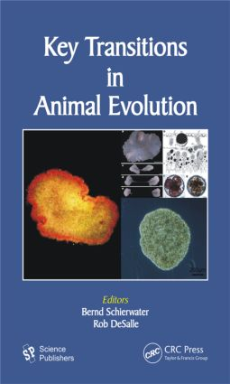 Key Transitions in Animal Evolution: 1st Edition (Hardback) book cover