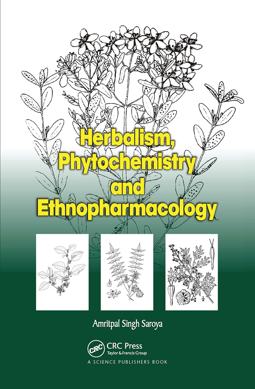 Herbalism, Phytochemistry and Ethnopharmacology: 1st Edition (Hardback) book cover