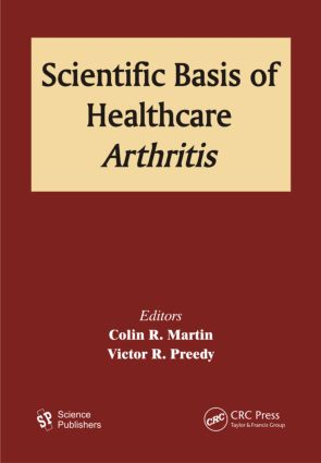 Scientific Basis of Healthcare: Arthritis (Hardback) book cover