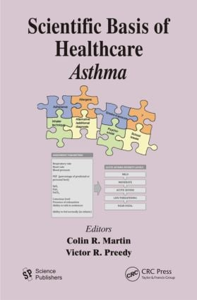 Scientific Basis of Healthcare: Asthma, 1st Edition (Hardback) book cover