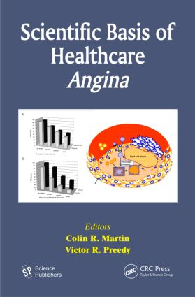 Scientific Basis of Healthcare: Angina, 1st Edition (Hardback) book cover