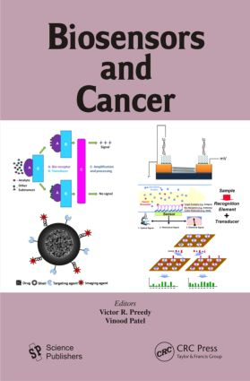 Biosensors and Cancer: 1st Edition (Hardback) book cover