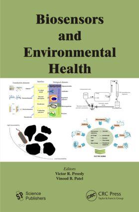 Biosensors and Environmental Health: 1st Edition (Hardback) book cover