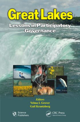 Great Lakes: Lessons in Participatory Governance, 1st Edition (Hardback) book cover