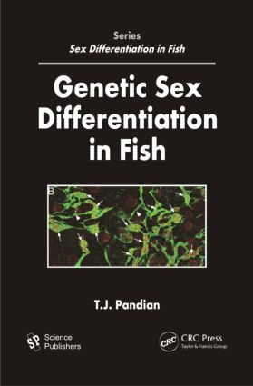 Genetic Sex Differentiation in Fish (Hardback) book cover