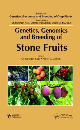 Genetics, Genomics and Breeding of Stone Fruits (Hardback) book cover