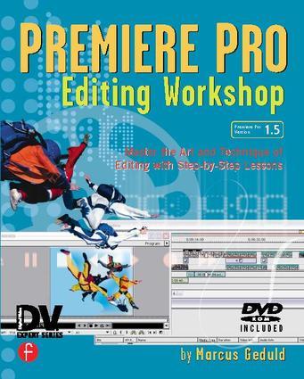 Premiere Pro Editing Workshop